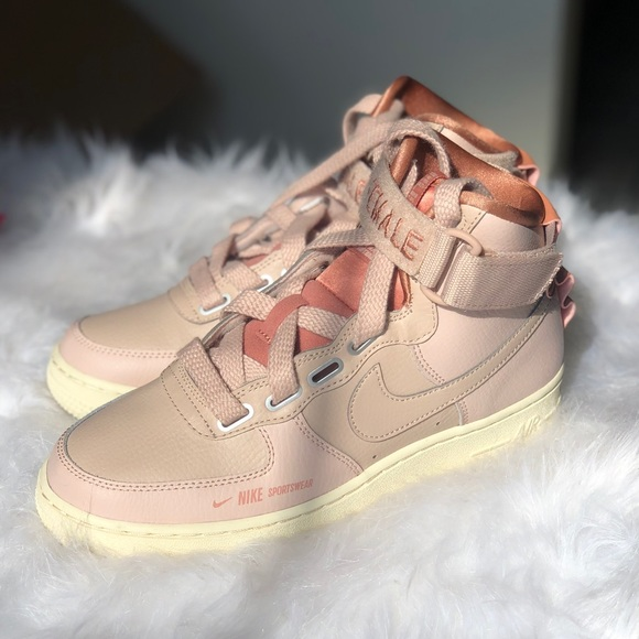 Nike Air Force 1 High Utility Particle Beige